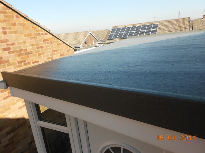 Roof Soffits Fascias Amp Gutters Mansfield Quality Flat