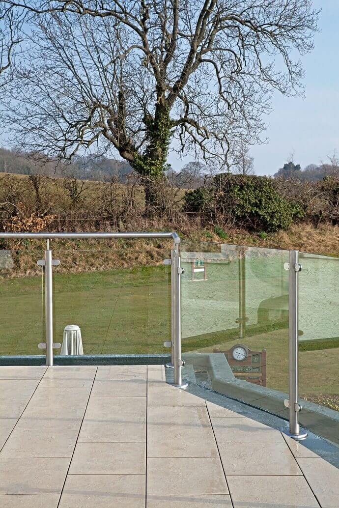 Balustrade Addydale Golf Club Quality Flat And Fibre