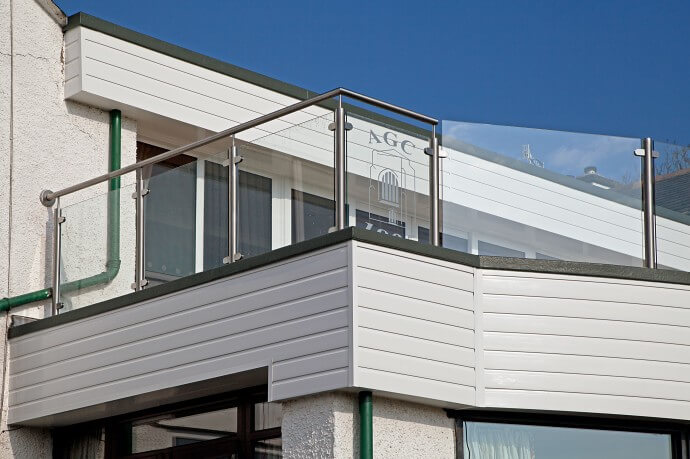 Glass Balustrades South Yorkshire