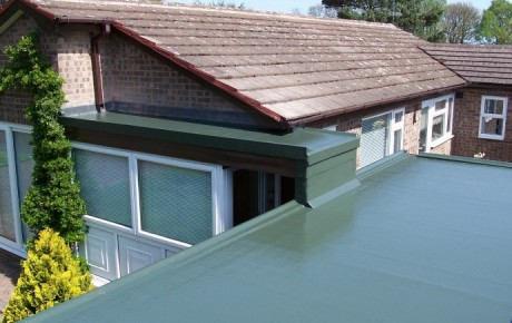 Garage & Kitchen Roof, Ashgate Chesterfield