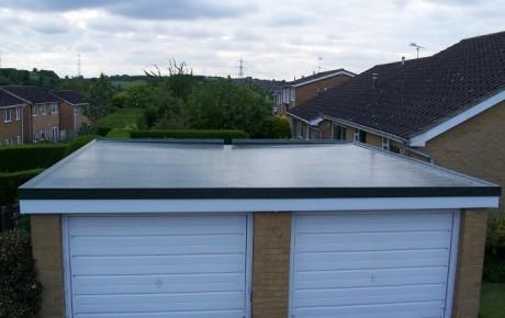 Double Garage Roof, Ridgeway