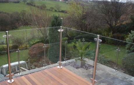 Glass Balustrade Collection