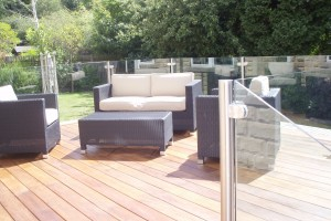 Tuff-Roof Balustrades