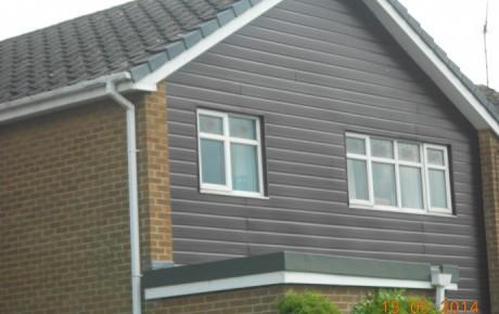 Roof & uPVC Cladding, Ridgeway