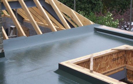 Conservatory & Kitchen Extension Roofs
