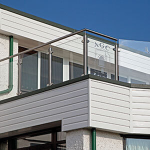 Balustrades by Tuff-Roof