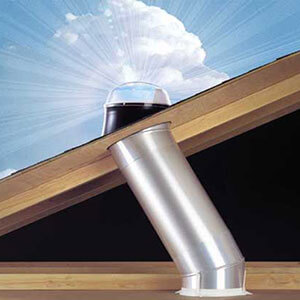 The Natural Daylight Tube from Tuff Roof