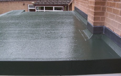 Flat Roof, Totely