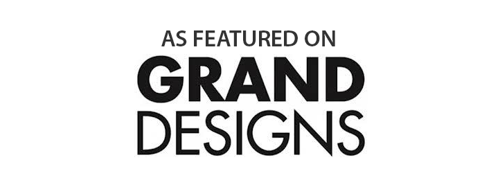 As featured on Grand Designs
